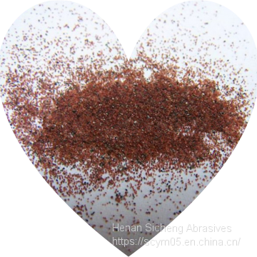 80 mesh garnet sand for waterjet cutting