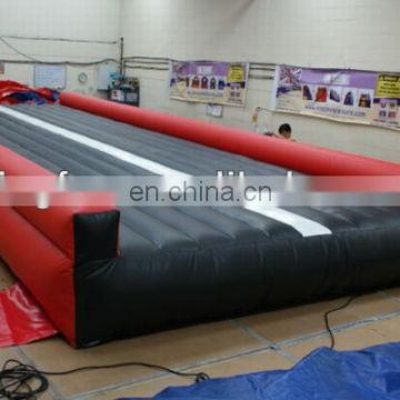 Custom Inflatable Air Tumble Track for gym sports