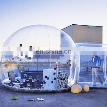 2015 Inflatable Bathroom Bubble Pops up on any rooftop