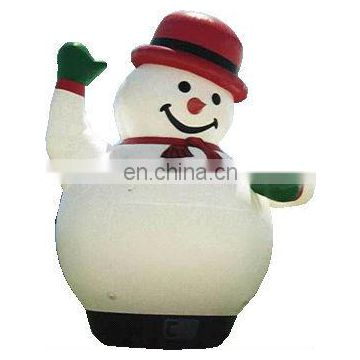2012 animated inflatable snowman