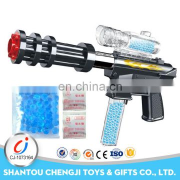Wholesale bulk kids outdoor toys long range crystal air pressure water gun
