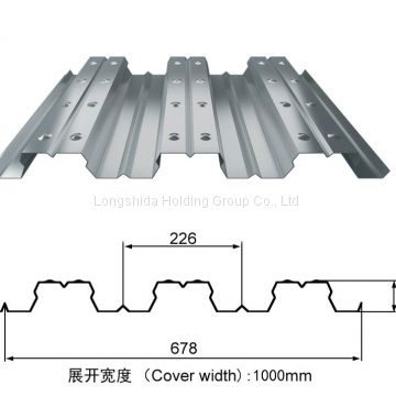 Floor Supports Plate/Galvanized Steel Sheet Floor Deck Roll Forms Machine/Hot Dipped Galvanized Met