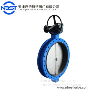 Manual General Butterfly Valve For Ballast And Bilge System DN1500