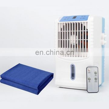 china wholesale 2018 best cooling products for students mini electric air conditioner water cooling mattress topper