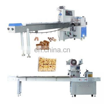 square chocolate packing machine automatic packaging machine for food