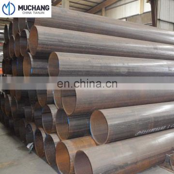 china supplier high quality welded steel pipe ERW pipe ERW pipe