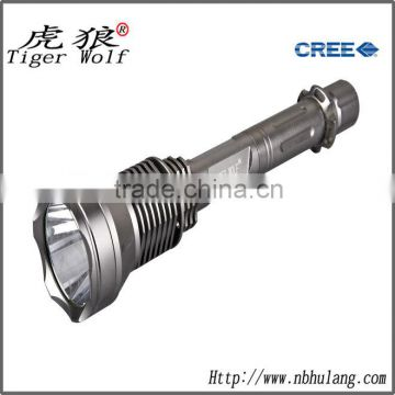 1000lumens led rechargeable flashlight powerful torch light self-defence flashlight