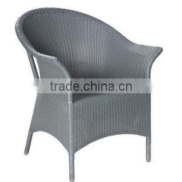 PE garden chair or rattan chair or armchair