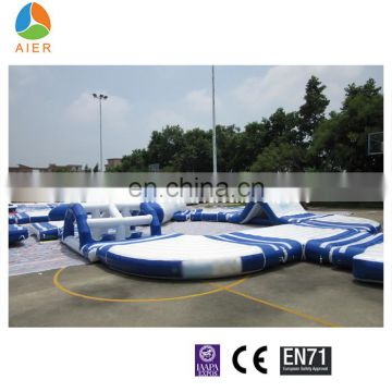 Summer playing fun with inflatable Aquasplash park, inflatable water aqua park, inflatable aqua park