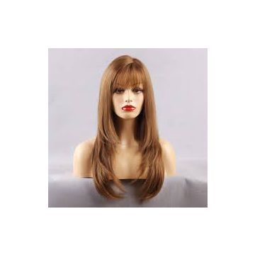 Brazilian Natural Human Hair Wigs Reusable Wash No Damage 16 18 20 Inch Full Lace