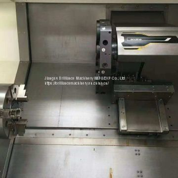 DMG eco Turn 510 Turn Mill CNC Machine