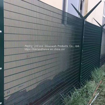 Vertical Wire Security Fence