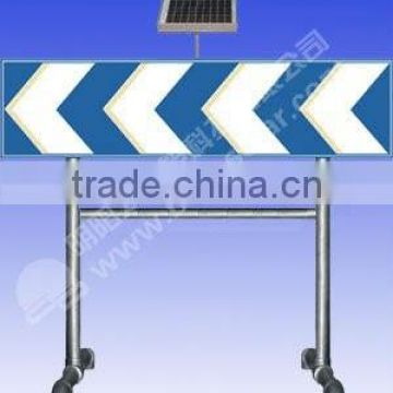 solar traffic light, solar LED light