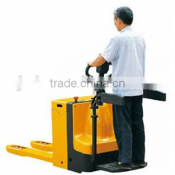 Small 2 ton electric pallet truck tuv