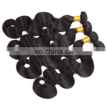 Wholesale cheap and high quality hair extension body wave virgin malaysian remy hair