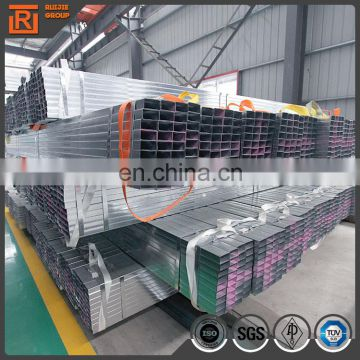30x20 square steel pipe for furniture