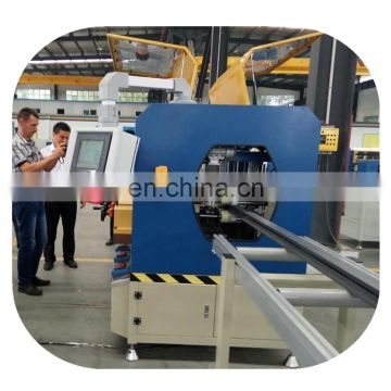 THREE-STEP Thermal break assembly machine manufacturer_for aluminium profiles