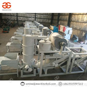 China Manufacturer Pumpkin Hemp Seeds Dehulling Shelling Machine Sunflower Melon Seeds Peeling Machine