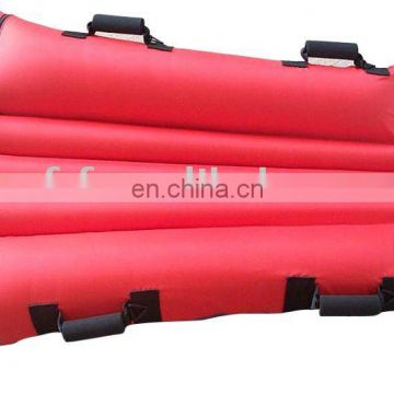 Inflatable Snow Tube with handles