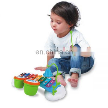 Enlightenment musical toy instrument eight sounds organ