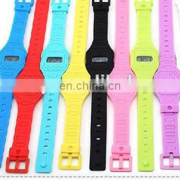 Easy Set Up Time Kids Cool Electronic Digital Watch