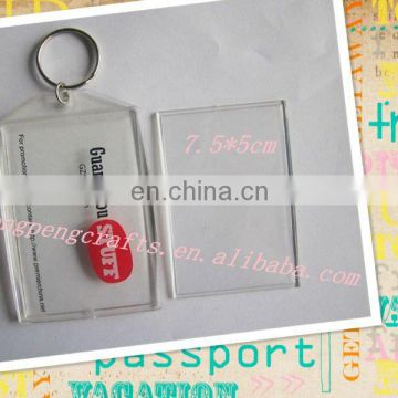 Photo Frame Keychain