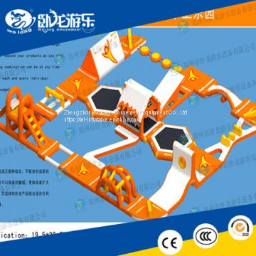Top quality commercial inflatable floating water park,inflatable water park games