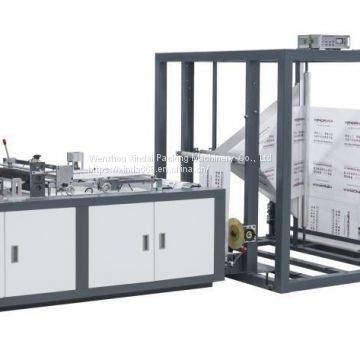 WFB-D600 Non Woven Fabric Bag Making Machine