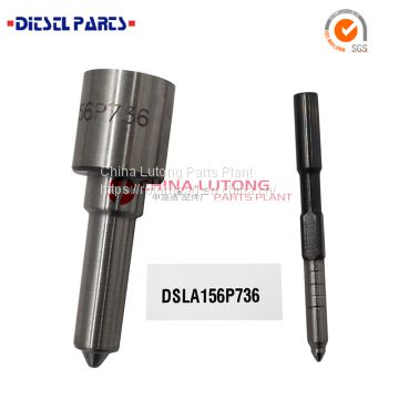 automatic diesel fuel nozzle DSLA156P736/0 433 175 163 Common Rail Diesel Injector
