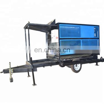 Mini Sand Suction Dredger for Gold /Diamond Mining gold/ diamond mining stock belt gold wash equipment