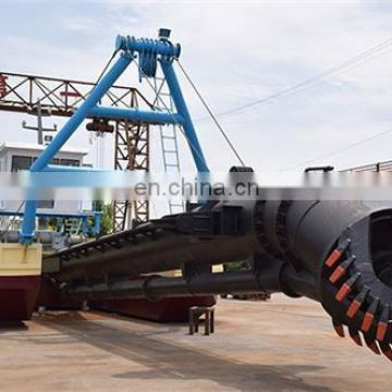 small cutter suction dredger vessel