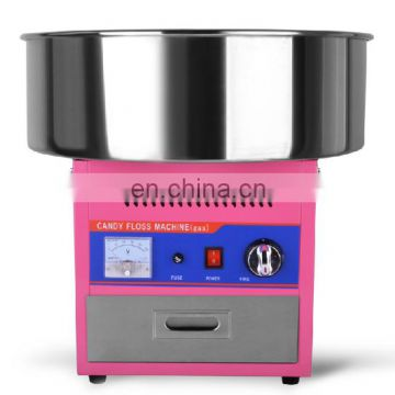 Electrical Manufacture Cotton Candy Make Machine marshmallow making machine