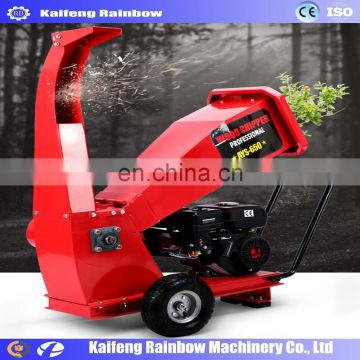 high performance wood branch chipping machine with low price