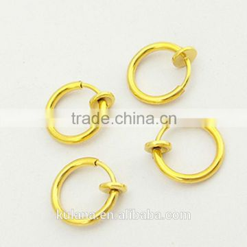 15 mm Wide Spring Factory Wholesale Colored Nose Ring
