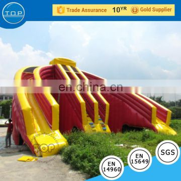 TOP INFLATABLES Brand new giant for sale inflatable water slide