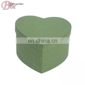 Heart Shape Garden Toy or Perfume Storage Cardboard Box