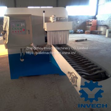 Double Sides Blades Straight Line Rip Saw For Log Processing