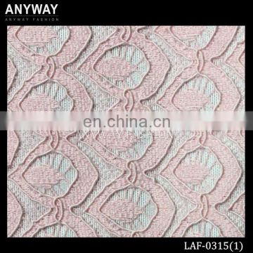 Fashion spandex lace fabric wholesale nylon lace fabric cheap lace and fabric