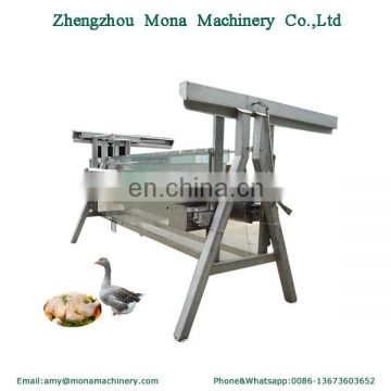 Chicken poultry abattoir slaughtering equipment Hair removal machine