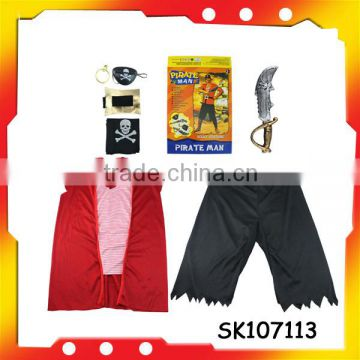 high quality pirate costume pirate sword toys for role