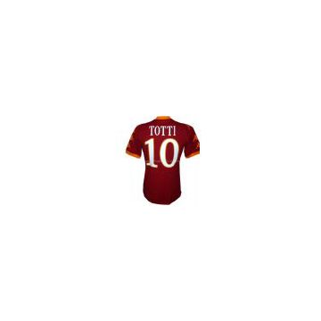 f06d344d0 wholesale Italian football Club AS Roma totti 10 2011 Home away soccer  shirt shirts of club football jersey from China Suppliers - 146659048