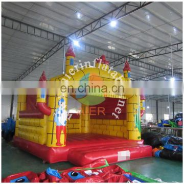 2017 Aier Lovely inflatable castle inflatable bouncy house jump bouncer