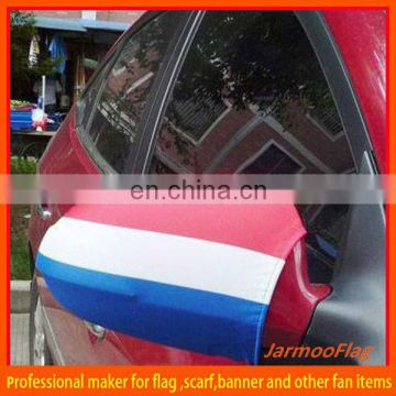 nice Dutch flag car wing cover