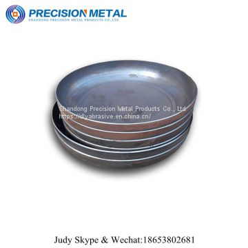Stainless steel carbon steel elliptical tank dishes end heads with factory price