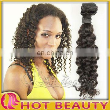 Hot-selling Best Quality HOTBEAUTY 2013 Malaysian Virgin Curly Hair