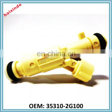 Hyundai/Carnival Auto Engine Spare Parts 35310-2G100 Fuel Injection Nozzle 353102G100