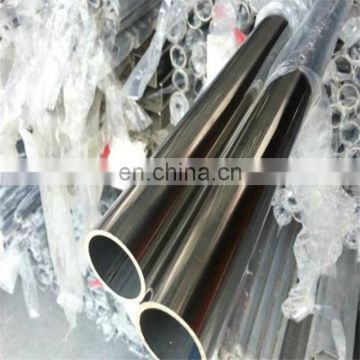 Decoration 316 welding stainless steel tube pipe