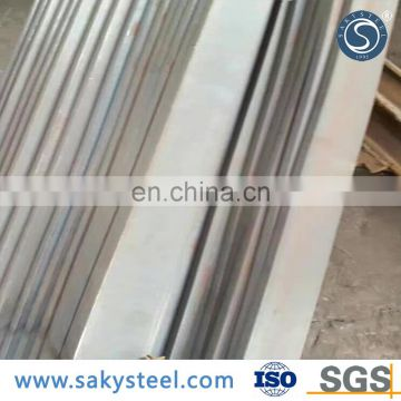 stainless steel rostfrei inox construction ss flat bar metal