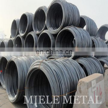 10B21 hard drawn CHQ wire rod supplier