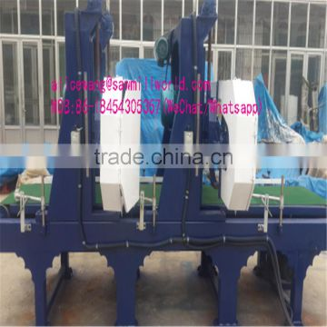 multiple heads band sawmill machine made in China and export to Africa
